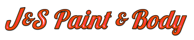 J&S Paint & Body Logo